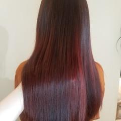 モード ロング TOKIOトリートメント 髪質改善トリートメント ヘアスタイルや髪型の写真・画像