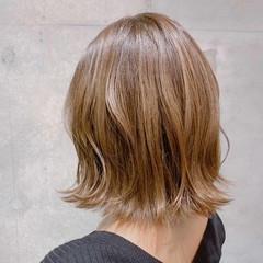 白髪染め 大人ハイライト 3Dハイライト 大人女子 ヘアスタイルや髪型の写真・画像