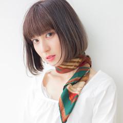 女子力 エフォートレス デート フェミニン ヘアスタイルや髪型の写真・画像