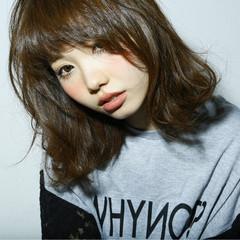 フェミニン ストリート 外国人風 大人かわいい ヘアスタイルや髪型の写真・画像