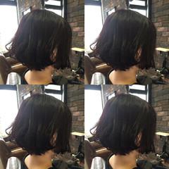 ショート 秋 ストリート グラデーションカラー ヘアスタイルや髪型の写真・画像