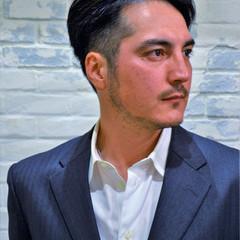 黒髪 ショート コンサバ メンズ ヘアスタイルや髪型の写真・画像