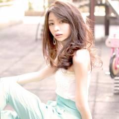 渋谷系 ストリート 簡単 外国人風 ヘアスタイルや髪型の写真・画像