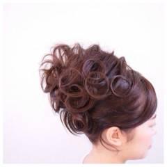 モテ髪 愛され コンサバ セミロング ヘアスタイルや髪型の写真・画像