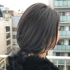 大人女子 ニュアンス こなれ感 アッシュ ヘアスタイルや髪型の写真・画像