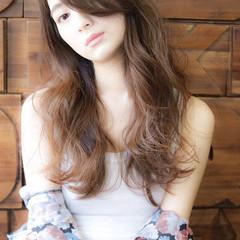 おフェロ 簡単 ガーリー フェミニン ヘアスタイルや髪型の写真・画像