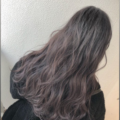 バレイヤージュ 外国人風カラー 外国人風フェミニン グラデーションカラー ヘアスタイルや髪型の写真・画像