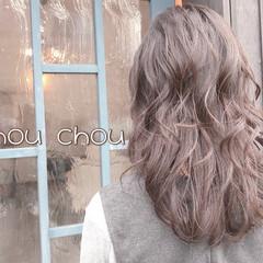 髪質改善トリートメント ナチュラル ゆるふわパーマ 秋 ヘアスタイルや髪型の写真・画像
