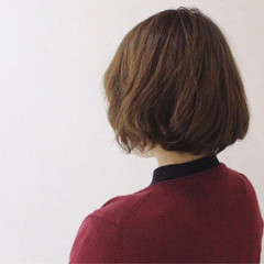 小顔 グレージュ アッシュ ハイライト ヘアスタイルや髪型の写真・画像