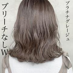 ミニボブ ショートボブ 切りっぱなしボブ ナチュラル ヘアスタイルや髪型の写真・画像