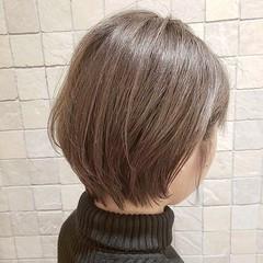 ショートボブ 小顔ショート ショート ショートヘア ヘアスタイルや髪型の写真・画像