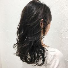 アッシュ 外国人風 ストリート グレージュ ヘアスタイルや髪型の写真・画像