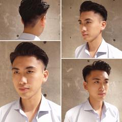 刈り上げ メンズ ツーブロック メンズパーマ ヘアスタイルや髪型の写真・画像