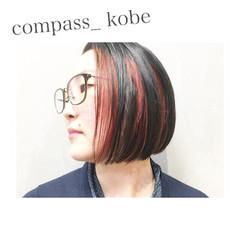 ナチュラル アンニュイ スポーツ ロブ ヘアスタイルや髪型の写真・画像