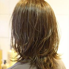エレガント 上品 アッシュ 外国人風 ヘアスタイルや髪型の写真・画像