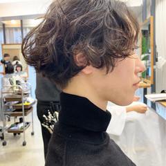 ウェーブ ボブ ふわふわ ヘアアレンジ ヘアスタイルや髪型の写真・画像