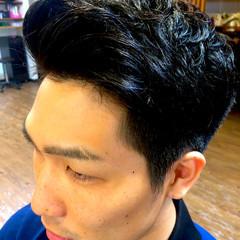 ストリート 坊主 メンズ ボーイッシュ ヘアスタイルや髪型の写真・画像