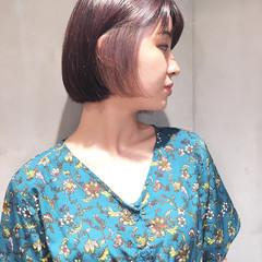 デート リラックス オフィス 秋 ヘアスタイルや髪型の写真・画像