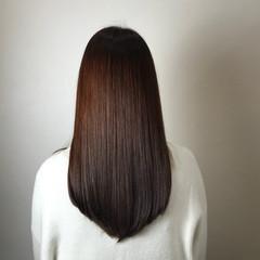 ロング トリートメント 上品 艶髪 ヘアスタイルや髪型の写真・画像