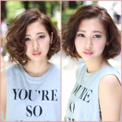 愛され フェミニン モテ髪 ゆるふわ ヘアスタイルや髪型の写真・画像
