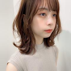 デジタルパーマ アンニュイほつれヘア ゆるふわパーマ モテ髪 ヘアスタイルや髪型の写真・画像