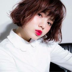 パーマ フェミニン モード 外国人風 ヘアスタイルや髪型の写真・画像
