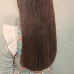 髪質改善トリートメント トリートメント 透明感 イルミナカラー ヘアスタイルや髪型の写真・画像