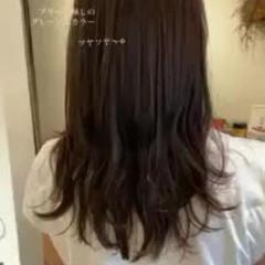 ミディアム エレガント デートヘア 艶髪 ヘアスタイルや髪型の写真・画像