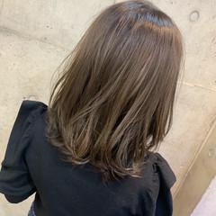 ロング モテ髪 冬 フェミニン ヘアスタイルや髪型の写真・画像