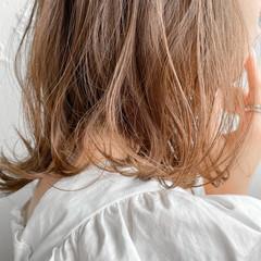 アンニュイほつれヘア アウトドア パーティ ゆるふわ ヘアスタイルや髪型の写真・画像