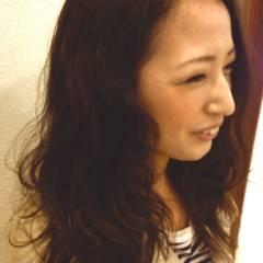外国人風 ストリート ロング パーマ ヘアスタイルや髪型の写真・画像