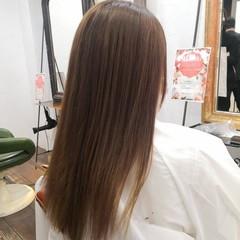 髪質改善トリートメント 髪質改善カラー ナチュラル 髪質改善 ヘアスタイルや髪型の写真・画像