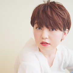 女子会 オフィス リラックス ナチュラル ヘアスタイルや髪型の写真・画像