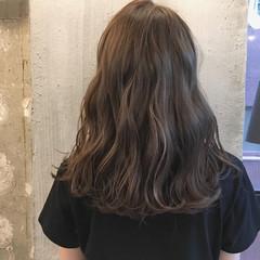 ミディアム 夏 涼しげ 結婚式 ヘアスタイルや髪型の写真・画像