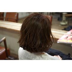 ワンカール ナチュラル 抜け感 ウェットヘア ヘアスタイルや髪型の写真・画像