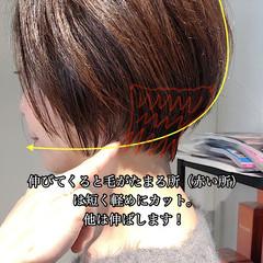 ナチュラル 縮毛矯正 ボブ 黒髪 ヘアスタイルや髪型の写真・画像