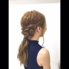 大人かわいい ショート 外国人風 ロング ヘアスタイルや髪型の写真・画像