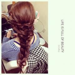 フェミニン モテ髪 コンサバ 愛され ヘアスタイルや髪型の写真・画像