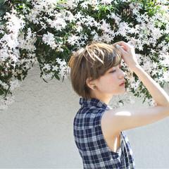 大人女子 小顔 ニュアンス 外国人風カラー ヘアスタイルや髪型の写真・画像