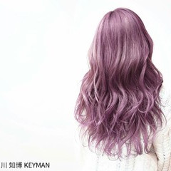 ロング 外国人風 ダブルカラー 秋 ヘアスタイルや髪型の写真・画像