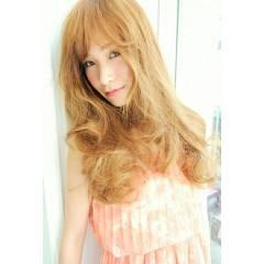 モテ髪 フェミニン 大人かわいい ロング ヘアスタイルや髪型の写真・画像