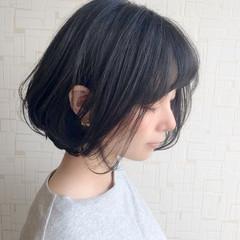 ゆるふわ アンニュイ ラフ 前下がり ヘアスタイルや髪型の写真・画像