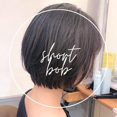 ベリーショート ナチュラル ロング ショートヘア ヘアスタイルや髪型の写真・画像
