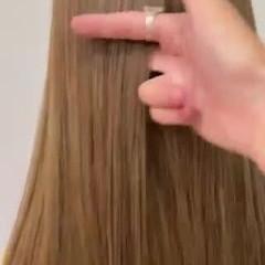 ロング ロングヘア ナチュラル 髪質改善 ヘアスタイルや髪型の写真・画像