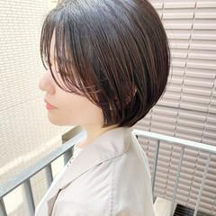 ベリーショート ショート ウルフカット ショートボブ ヘアスタイルや髪型の写真・画像