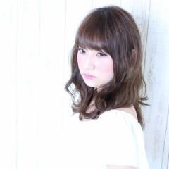 コンサバ モテ髪 ゆるふわ 愛され ヘアスタイルや髪型の写真・画像