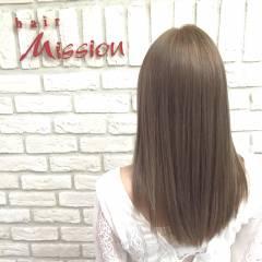 外国人風カラー ガーリー アッシュ 渋谷系 ヘアスタイルや髪型の写真・画像