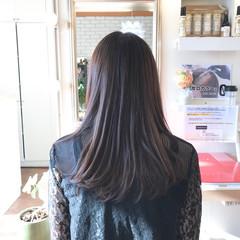 ナチュラル 大人女子 3Dカラー パーマ ヘアスタイルや髪型の写真・画像