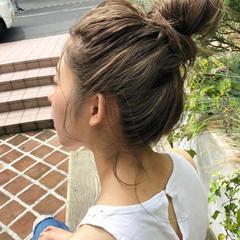 簡単ヘアアレンジ ヘアアレンジ コンサバ デート ヘアスタイルや髪型の写真・画像