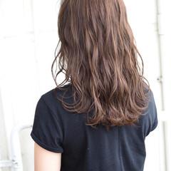 フェミニン 女子会 透明感 オフィス ヘアスタイルや髪型の写真・画像